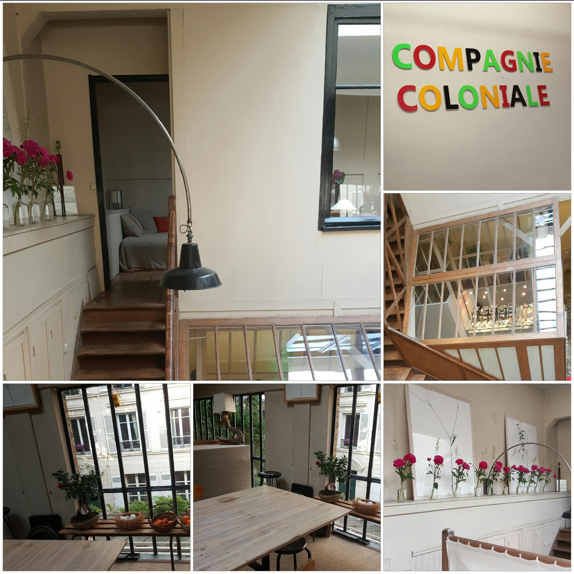 La compagnie coloniale press day dans le plus beau loft parisien - Les plus beaux lofts ...