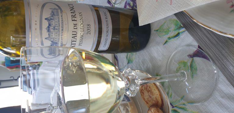 Château de France Blanc 2018 Pessac Leognan