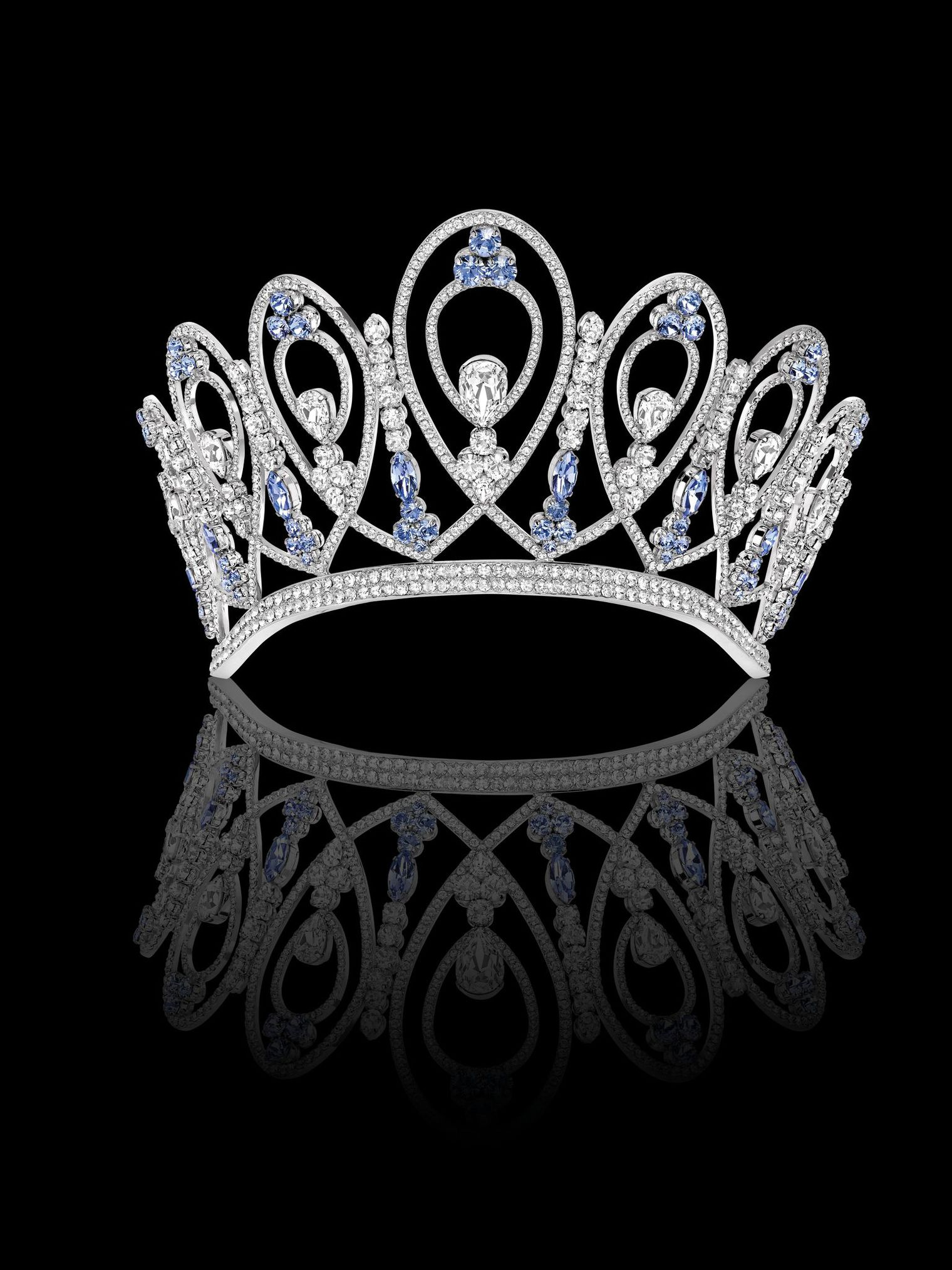 la couronne de miss france 2018 par julien d u0026 39 orcel
