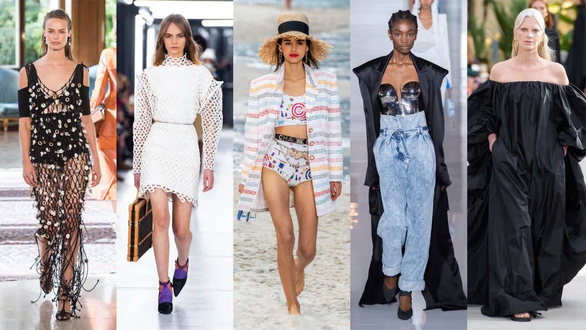 Fashion Week Paris Haute Couture Pe2019